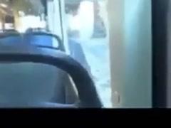 fratele și sora vitregă se bagă în autobuz