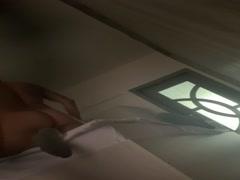 Escorta filmata pe ascuns