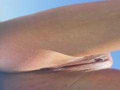 Se joaca la pasarica pe plaja